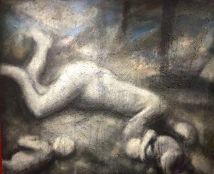 """Vebjørn Sand: """"Mor og barn"""""""