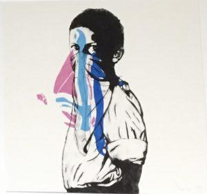 """Vandal Blue"""